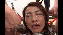 Big load bukkake and swallow girl 3 3\/3 Japanes...