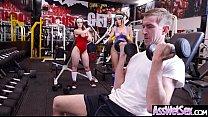 Big Ass Wet Oiled Girl (Anissa Kate & Nekane Sw...