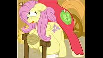 fluttershy pony little My
