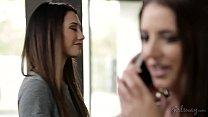 Surprise brithday threeway - Samantha Rone, Angela White, Eva Lovia porn videos