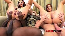 Dasha & Mia anal foursome (nasty sluts DP'ed)RS10