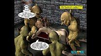 1 chronicles neverquest of world comic: 3d