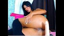 Sexy Latina Fucking Dildo - more at 69porncams.com