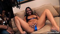 Kandice Kavelli Loves Dark Meat