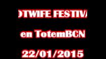 Ena Sweet en la Hotwife festival de TotemBCN y Fantasias cuckold. 22/01/2016 porn videos