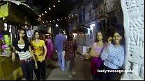 Pune Red Light street walking