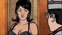 Archer-sex-video