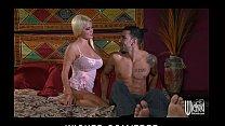 hot blonde mistress nikita von james is fucked rough and hard