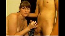 Mom sucks Son on Cam porn videos
