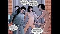 2D Comic: Cyberian Nation. Episode 4