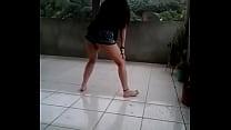 Putinha Andressa Brandão Dançando Funk 02
