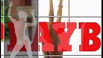 Juliana Salimeni - Making Of Playboy - www.Pani...