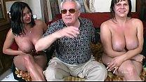 Порно видео много мужиков кончают в одну телку