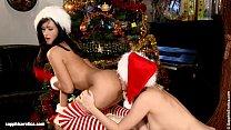 Christmas Oral by Sapphic Erotica - sensual les...