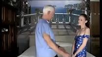 OLD MEN CARL HUBAY VS SKINNY TEEN BY Eldoctorlecter porn videos