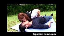 Japanese Coed Blowjob! porn videos