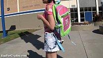 hot emo teen hooks up with her teacher
