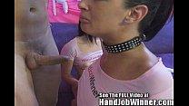 Hot fit brunette Tori Lane gives her fan Cuban ...
