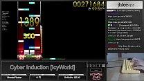 Hugwap.com osu!mania   Cyber Induction [IcyWorld]  DT   Pl...