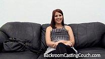 Curvy Girl Next Door Anal Casting porn videos