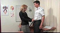 Russian mature teacher 4 - Katerina porn videos