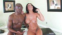 Jayden Jaymes's Interracial With Sean Michaels