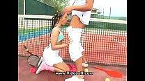 tennis coch fucks a student