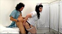 Plump Nurse revives her patient