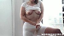 mormongirlz mormon milf masturbates with vibrator