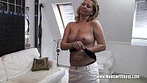 masturbating caught son fucks stepmom mature Horny