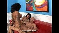 Hot Busty Cougar Ricki Raxx and Friends Threesome