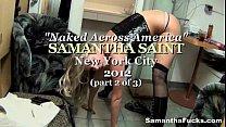 Sam's NY Trip BTS Fun Part 2