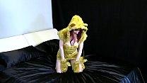 Худенькие в черных чулках занимаются сексом