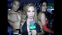 Los mejores show de Expo Sexo 2014. DJ Nany, To...