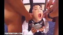 Cute Teen Bukkake And Full Glass Of Cum Swallowing porn videos