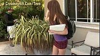 Tiffany Haze Creampie porn videos