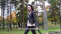 Euro teen Sheri Vi misses her flight but lands ...