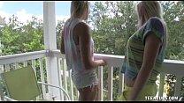Three Horny Teens Jerk Off A Naked Guy porn videos