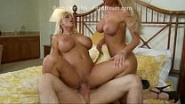 tanya james and holly halston   double decker sandwich