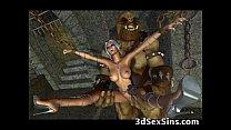 girls! elf fuck ogres 3d