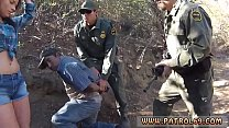 Police woman interracial first time Kayla West ...