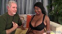 cock fat a taking leone marie plumper Ebony