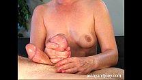 Cock Massage Ballplay and Cumplay