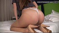 lovely teen ass casting