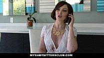 MyBabysittersClub - Babysitter Blindfolded & Fu...