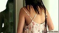 Секси училка с большими сиськами видео пристает порно