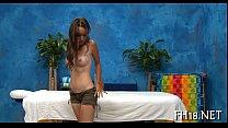 Самановый порно массаж русской девушки