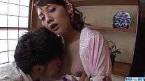 Deep penetration sex for insolent Rei Mizuna porn videos