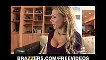 Busty blond MILF Nikki Sexx takes the biggest dick she's ever had porn videos