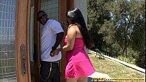 fun sex interracial for dick black big a enjoys girl asian enjoys